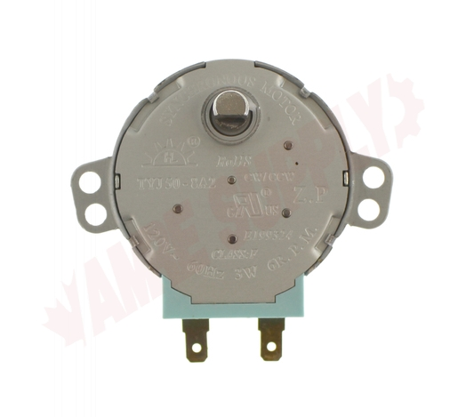 Photo 12 of W10210848 : Whirlpool Microwave Turntable Motor Assembly