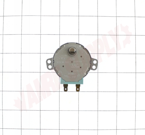 Photo 15 of W10210848 : Whirlpool Microwave Turntable Motor Assembly