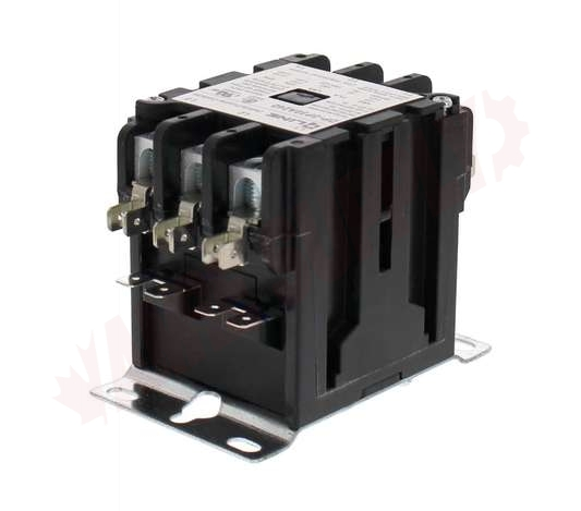 Photo 4 of DP-3P30A240 : Definite Purpose Magnetic Contactor, 3 Pole 30A 208/240V, Screw Type