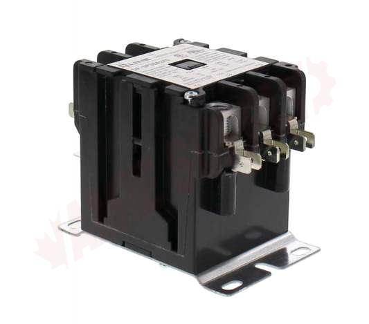 Photo 6 of DP-3P30A240 : Definite Purpose Magnetic Contactor, 3 Pole 30A 208/240V, Screw Type