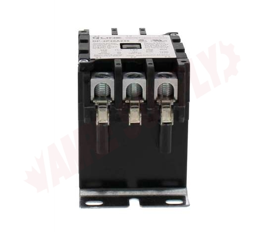 Photo 7 of DP-3P30A240 : Definite Purpose Magnetic Contactor, 3 Pole 30A 208/240V, Screw Type