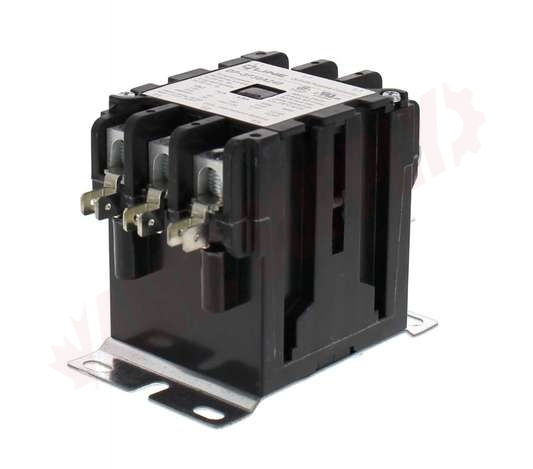 Photo 8 of DP-3P30A240 : Definite Purpose Magnetic Contactor, 3 Pole 30A 208/240V, Screw Type