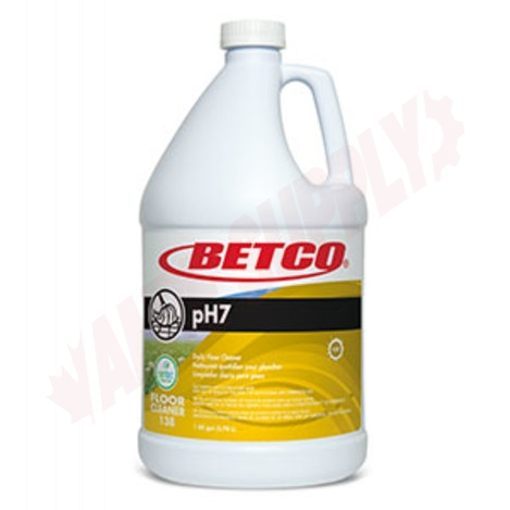 Photo 1 of 1380400 : Betco pH7 Neutral Daily Floor Cleaner, 3.78L