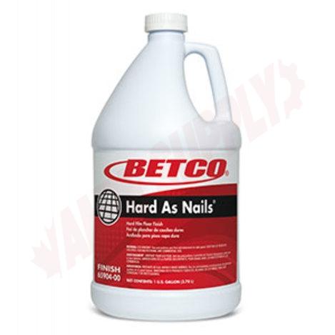 Photo 1 of 6590400 : Betco Hard As Nails Hard Film Floor Finish, 3.78L