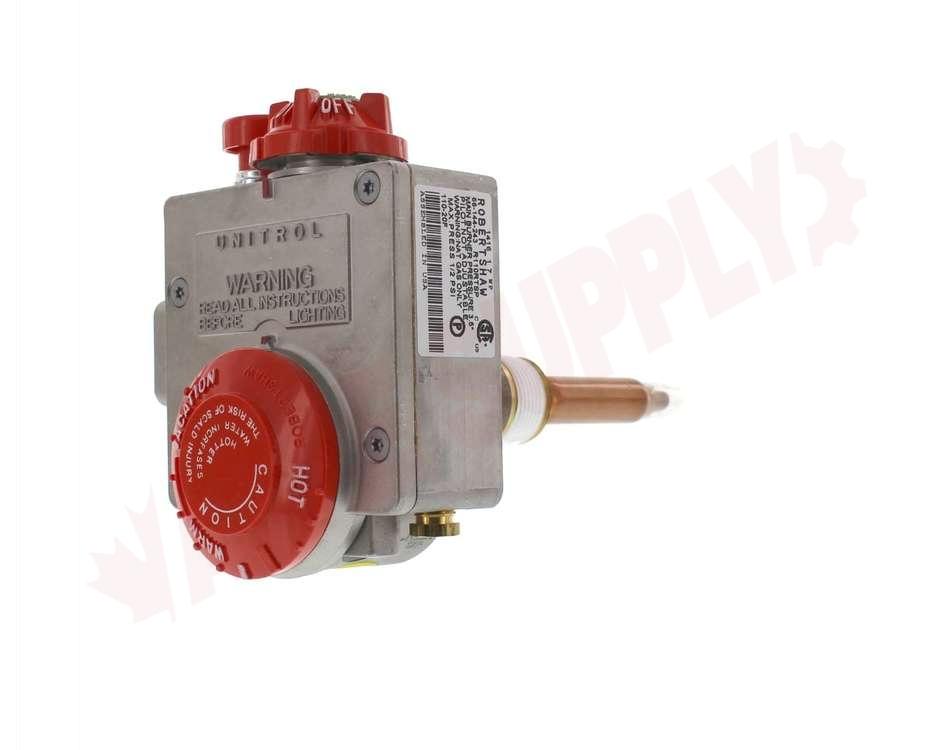 110 206 Robertshaw Uni Line Natural Gas Water Heater