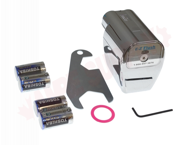 Photo 9 of ZERK-CPM : Zurn E-Z Flush Automatic Retrofit Kit, Zurn & Sloan Valves