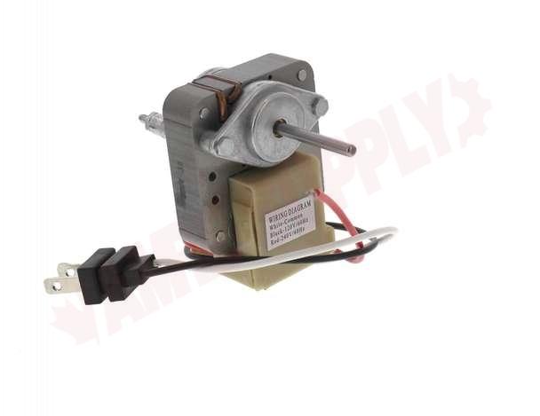 Photo 9 of T1-R3670 : Rotom Universal 1 Speed Utility C Frame Motor Kit 1/150HP 3000RPM 115/240V with Blades & Brackets