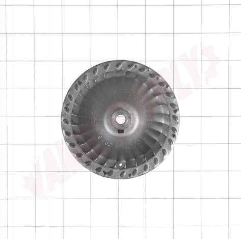 Photo 9 of A65569BW : Packard Blower Wheel Single 4 Dia. 5/16 Bore 1-1/2 Deep CCW Also Fits Carrier LA11AA005