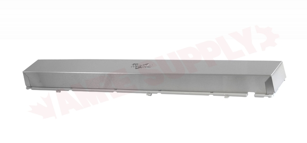 Photo 1 of W10718221 : Whirlpool Microwave Vent Grille, Stainless
