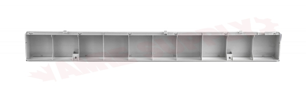 Photo 5 of W10718221 : Whirlpool Microwave Vent Grille, Stainless