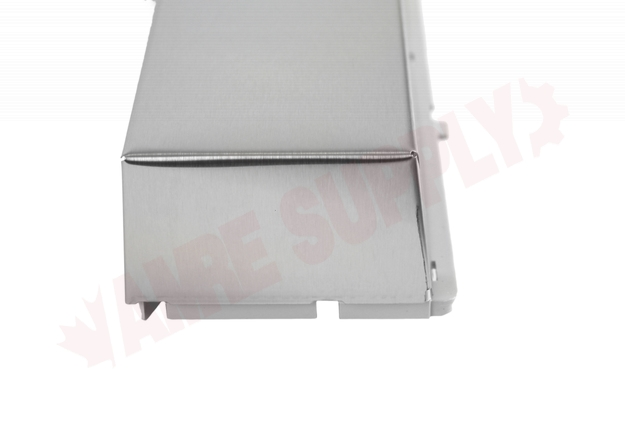 Photo 6 of W10718221 : Whirlpool Microwave Vent Grille, Stainless