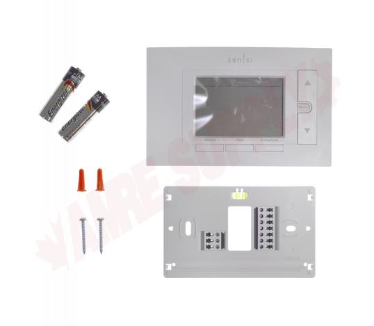 Photo 4 of 1F87U-42WFC : Emerson White Rodgers Sensi Wi-Fi Thermostat, Programmable, Heat/Cool