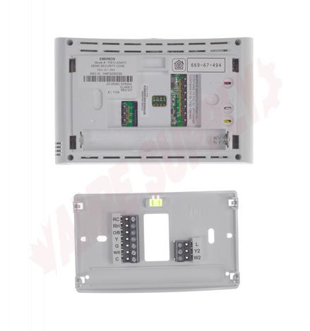 Photo 5 of 1F87U-42WFC : Emerson White Rodgers Sensi Wi-Fi Thermostat, Programmable, Heat/Cool