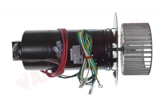 Photo 9 of FB-RFB9 : Motor & Blower Draft Inducer, Flue Exhaust Assembly 1/12HP 208/230V Keeprite