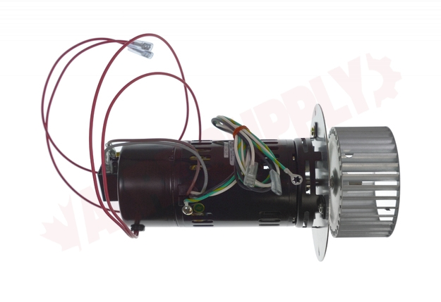 Photo 10 of FB-RFB9 : Motor & Blower Draft Inducer, Flue Exhaust Assembly 1/12HP 208/230V Keeprite