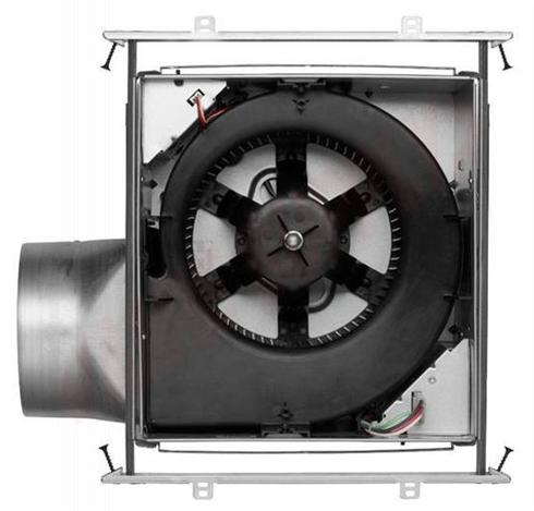 Photo 4 of ZB80 : Broan Nutone ULTRA GREEN Multi-Speed Exhaust Fan, 80 CFM