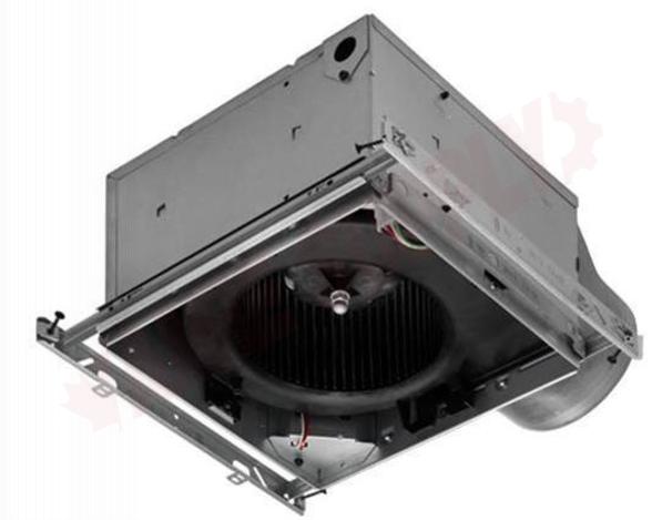 Photo 2 of ZB80M : Broan Nutone ULTRA GREEN Multi-Speed Motion Sensing Exhaust Fan, 80 CFM