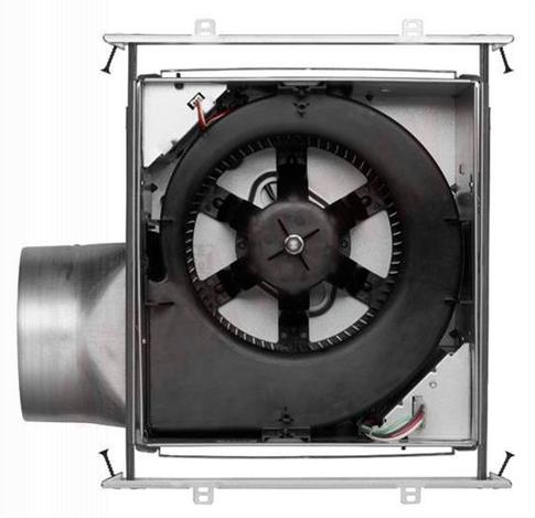 Photo 4 of ZB110 : Broan Nutone ULTRA GREEN Multi-Speed Exhaust Fan, 110 CFM