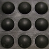 Kineta-Flex 2' x 3' Black Anti-Fatigue Mat