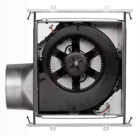 Photo 4 of XB50 : Broan Nutone ULTRA GREEN Single-Speed Exhaust Fan, 50 CFM