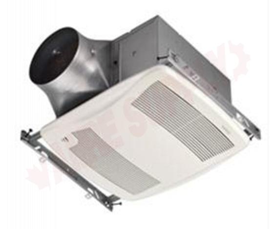 Photo 1 of ZB90HC : Broan Nutone ULTRA GREEN Multi-Speed Humidity Sensing Exhaust Fan, 90 CFM