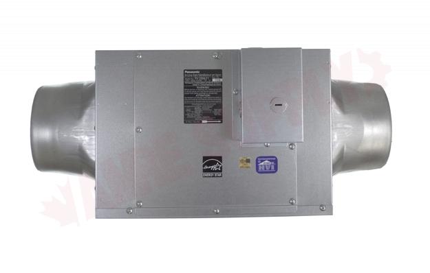 Fv 20nlf1 Panasonic Whisperline Inline Exhaust Fan 240 Cfm Amre Supply