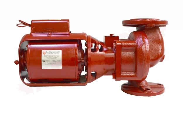 102214 102214 bell & gossett 1 6hp series 2 nfi circulator pump, cast