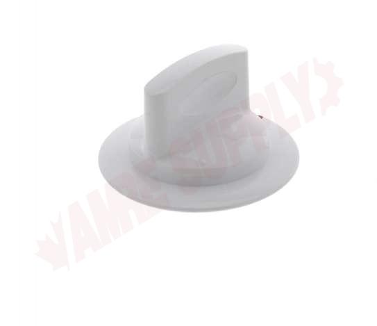 Photo 4 of WW02F00177 : GE Dryer Timer Knob, White