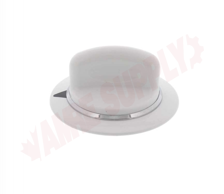 Ww02l00247   Ge Dryer Timer Knob  White