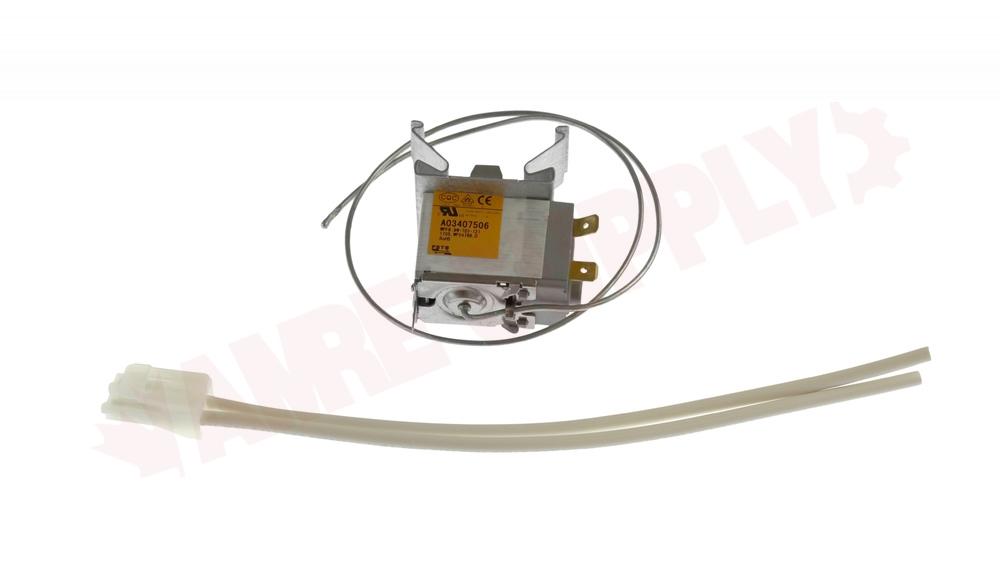 5304492453 frigidaire refrigerator temperature control