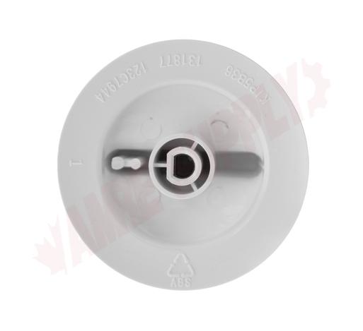 Photo 9 of WW02F00177 : GE Dryer Timer Knob, White