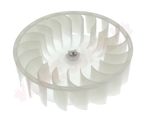 Photo 1 of WW02F00522 : GE Dryer Blower Wheel, 8.5