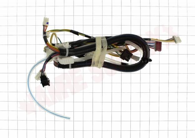 WW01F01675 : GE Washer Main Wire Harness on