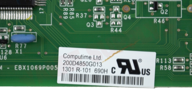 WR01F00173 : GE Refrigerator Main Control Board | Amre Supply on