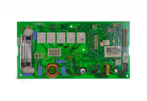 Photo 1 of WW03F00536 : GE Washer & Dryer Control Board Assembly