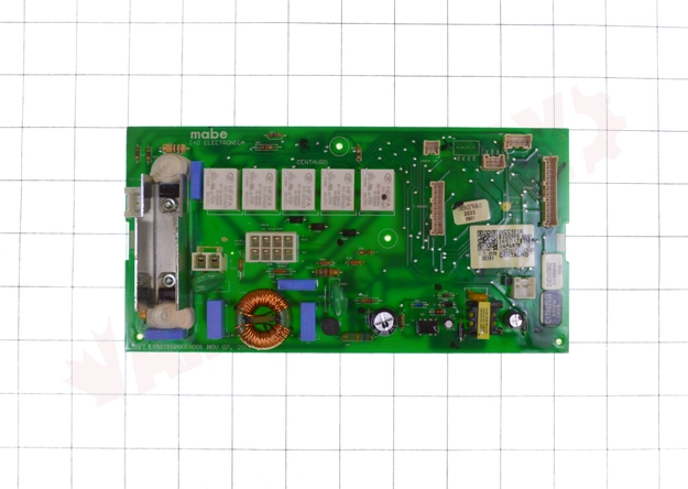 Photo 4 of WW03F00536 : GE Washer & Dryer Control Board Assembly