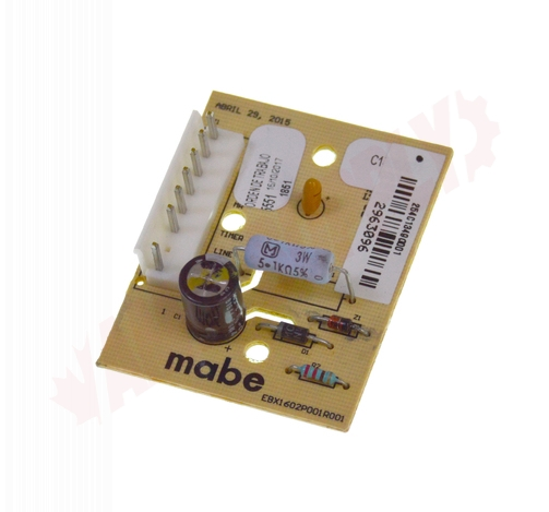 Photo 1 of WW02F00624 : GE Dryer Control Board Assembly