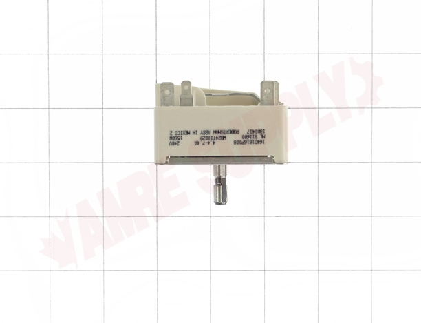 WG02F00292 : GE Range Surface Element Switch on