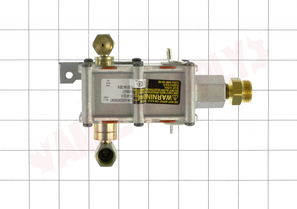 Wp74006427 Whirlpool Range Oven Dual Gas Safety Valve