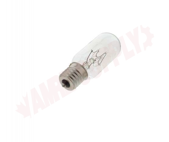 WG02F00861 : GE Microwave Light Bulb, 40W on