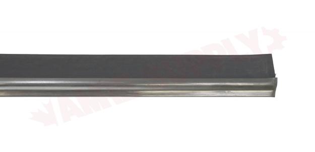 Photo 2 of CF10062 : Climaloc Garage Door Jamb, Aluminum And Rubber, Grey