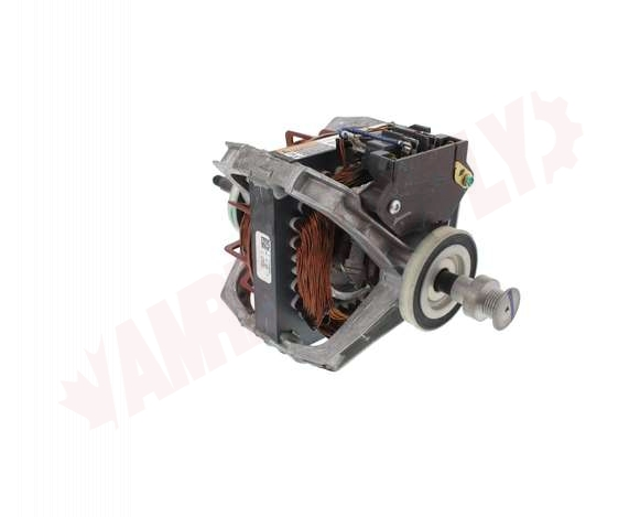 Photo 6 of WW03A00209 : GE Dryer Drive Motor With Pulley
