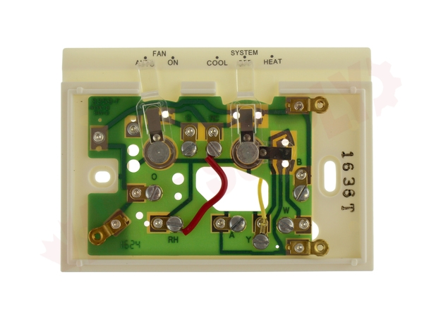 1f56n 361 Emerson White Rodgers 24v Thermostat Heat Cool Horizontal C F Amre Supply