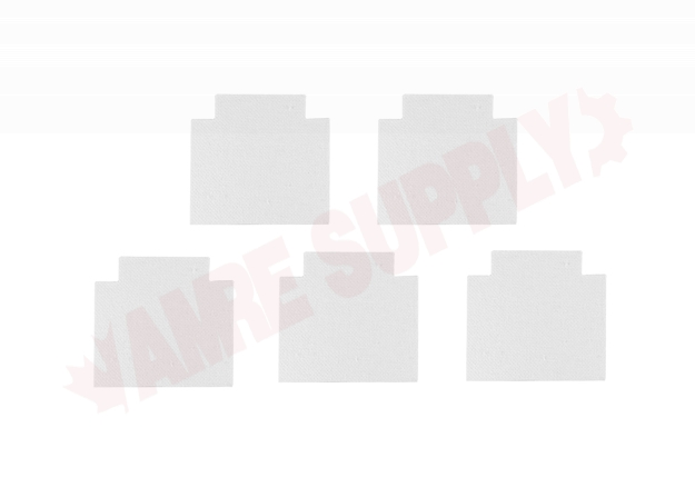 Photo 1 of 404073-02 : Lau Wick Plates for Models L40 and H40 Humidifiers, 5/Pack