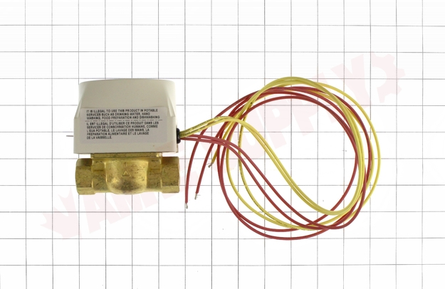 Photo 9 of ZINV12NCA : Emerson White Rodgers 1/2 Inverted Flare, 2-Way, 3.5 Cv, 142 PSI, Normally Closed Zone Valve