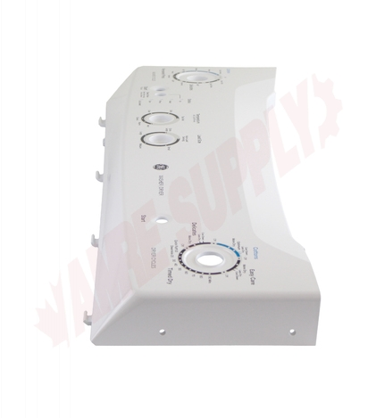 Photo 5 of WW03F00497 : GE Washer & Dryer Control Panel, White