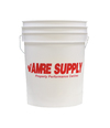 28L Amre Supply & Master Plumber Pail, White