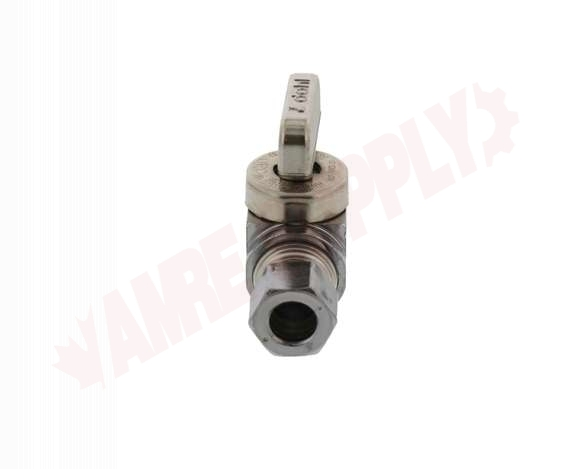 Photo 7 of 511-PX3-31 : Dahl 1/2 Crimpex x 3/8 OD Compression Straight Shut Off Valve