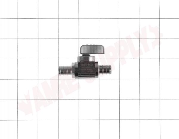 Photo 10 of 511-PX3-PX3 : Dahl 1/2 Crimpex Mini Ball Valve, Lead Free