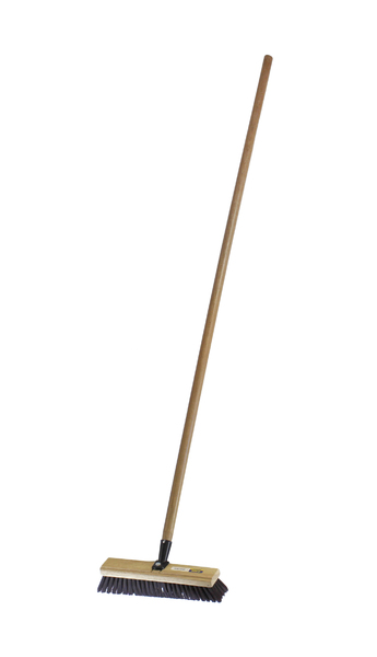 690210a Agf 10 Quot Deck Scrub Brush With Handle
